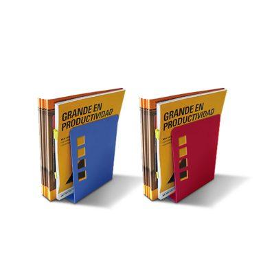 Apoya Libros de Colores