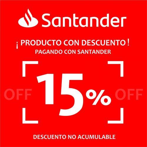Descuento Santander